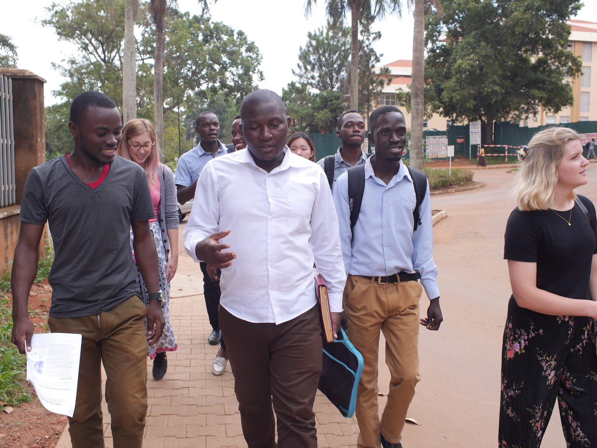Walking Tour of Kampala