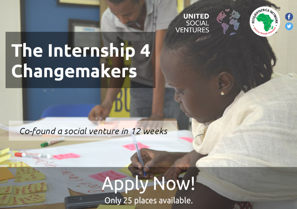 Changemaker Internship Apply Now