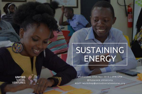 191127 - Sustaining Energy Workshop