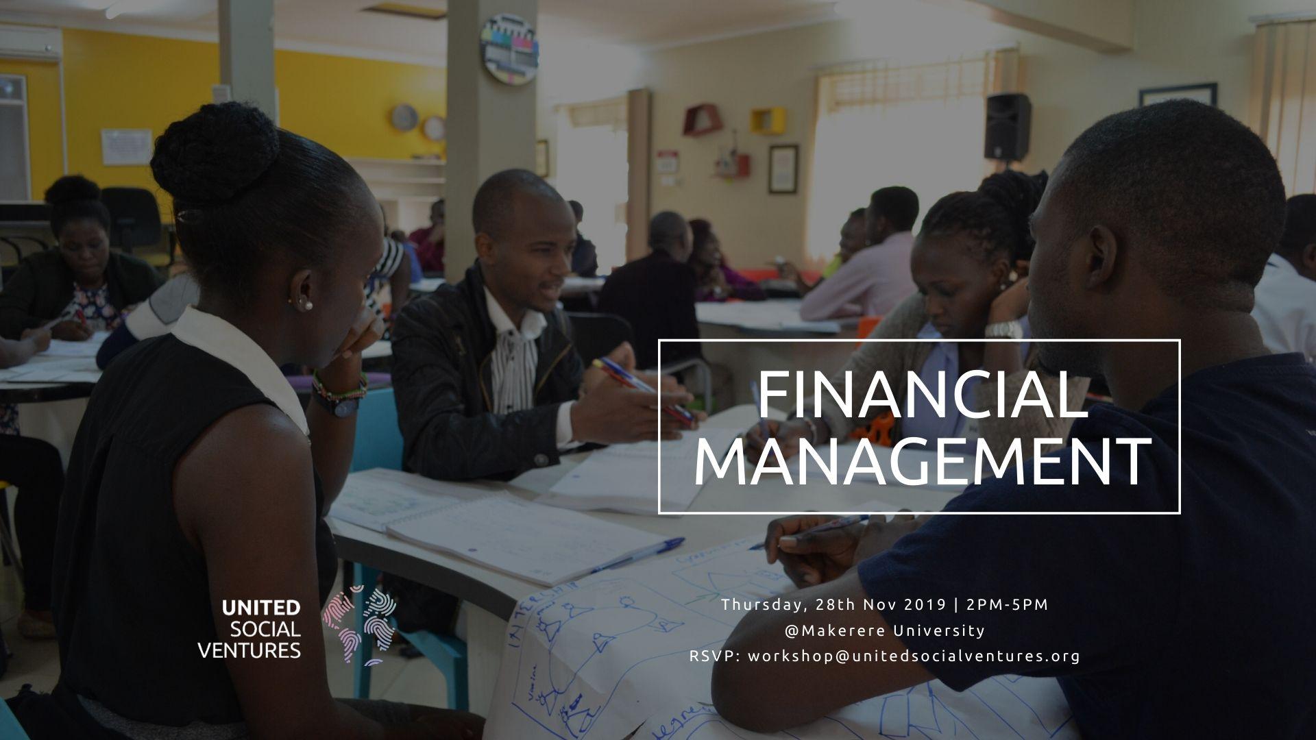 191128 - Financial Management Workshop