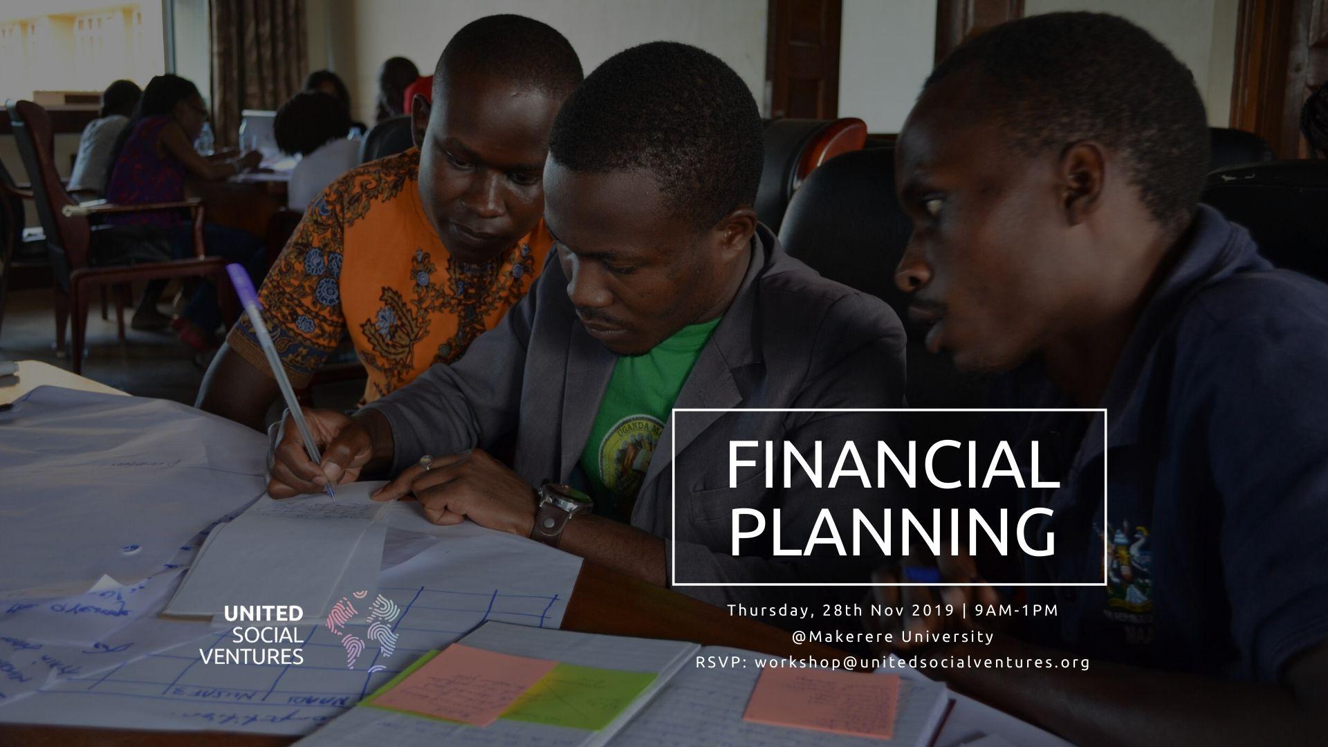 191128 - Financial Planning