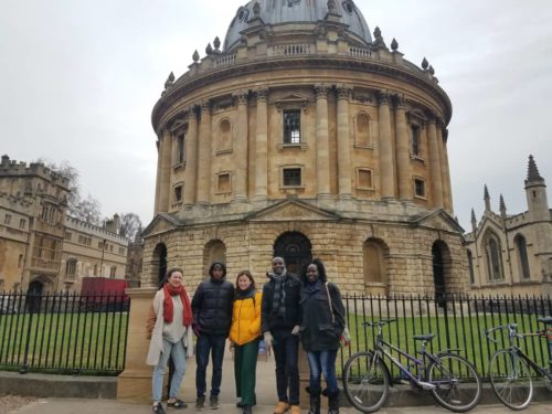 Group in Oxford