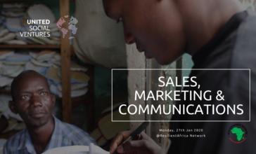200127 - Marketing & CommunicationsSocial Venture Canvas