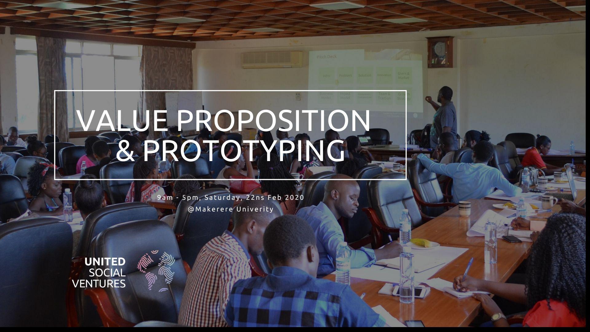 200113 - Value Proposition Workshop